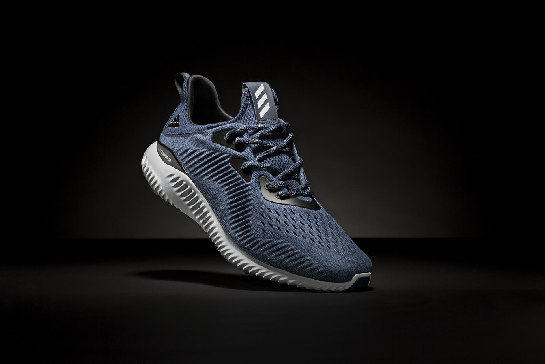 adidas AlphaBounce Engineered Mesh - Soleracks