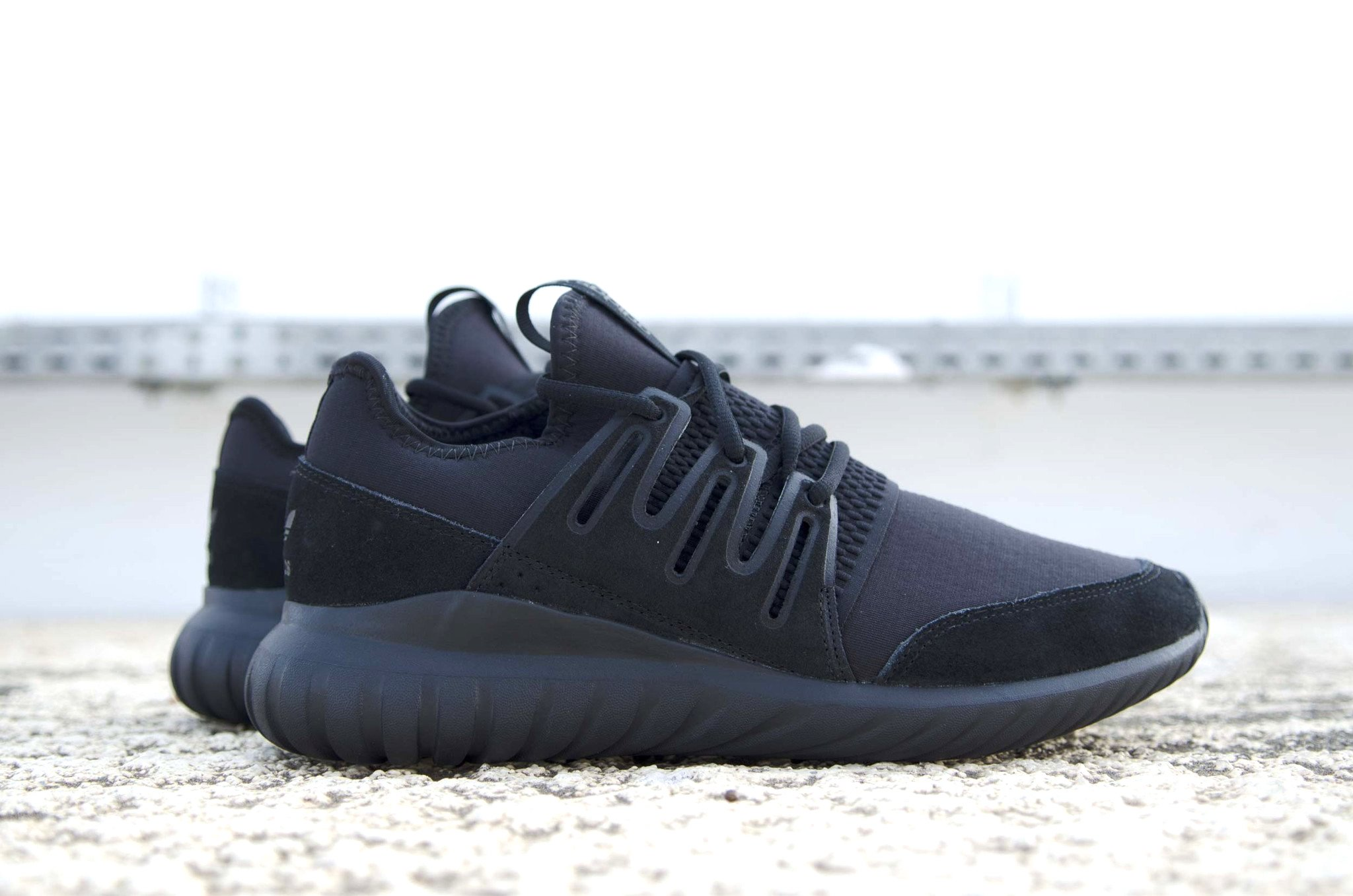 free shipping 55773 83358 adidas Tubular Radial Triple Black Sale $79.98 - Soleracks