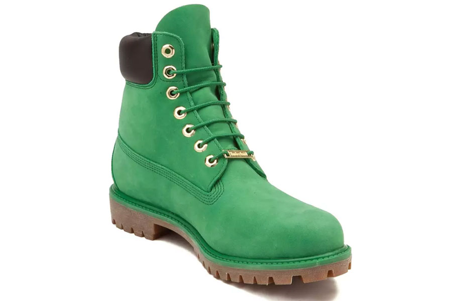Timberland 6 Boot Green 3