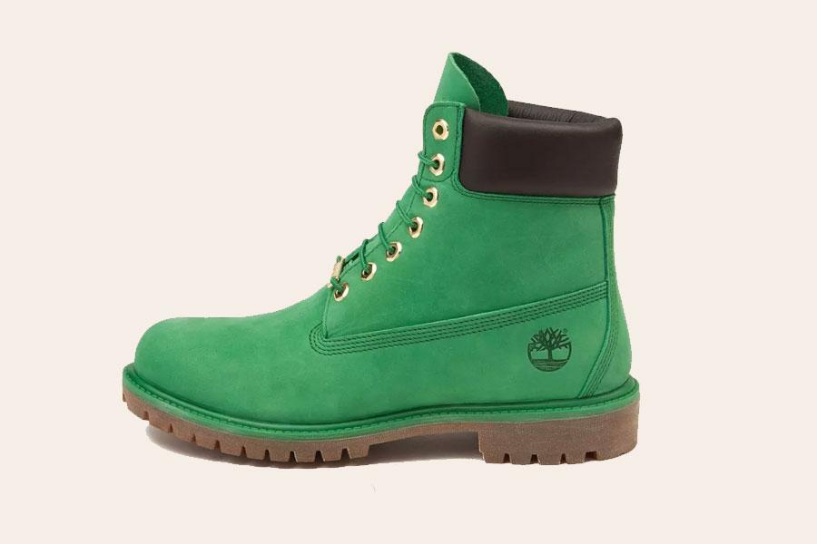 "Timberland 6"" Boot Green"