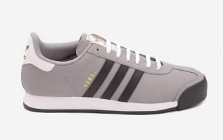 adidas samoa gray charcoal sale 1