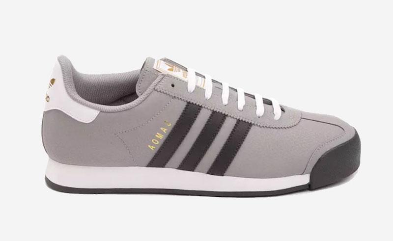 adidas Samoa Gray Charcoal Sale  49.99 - Soleracks 211084344