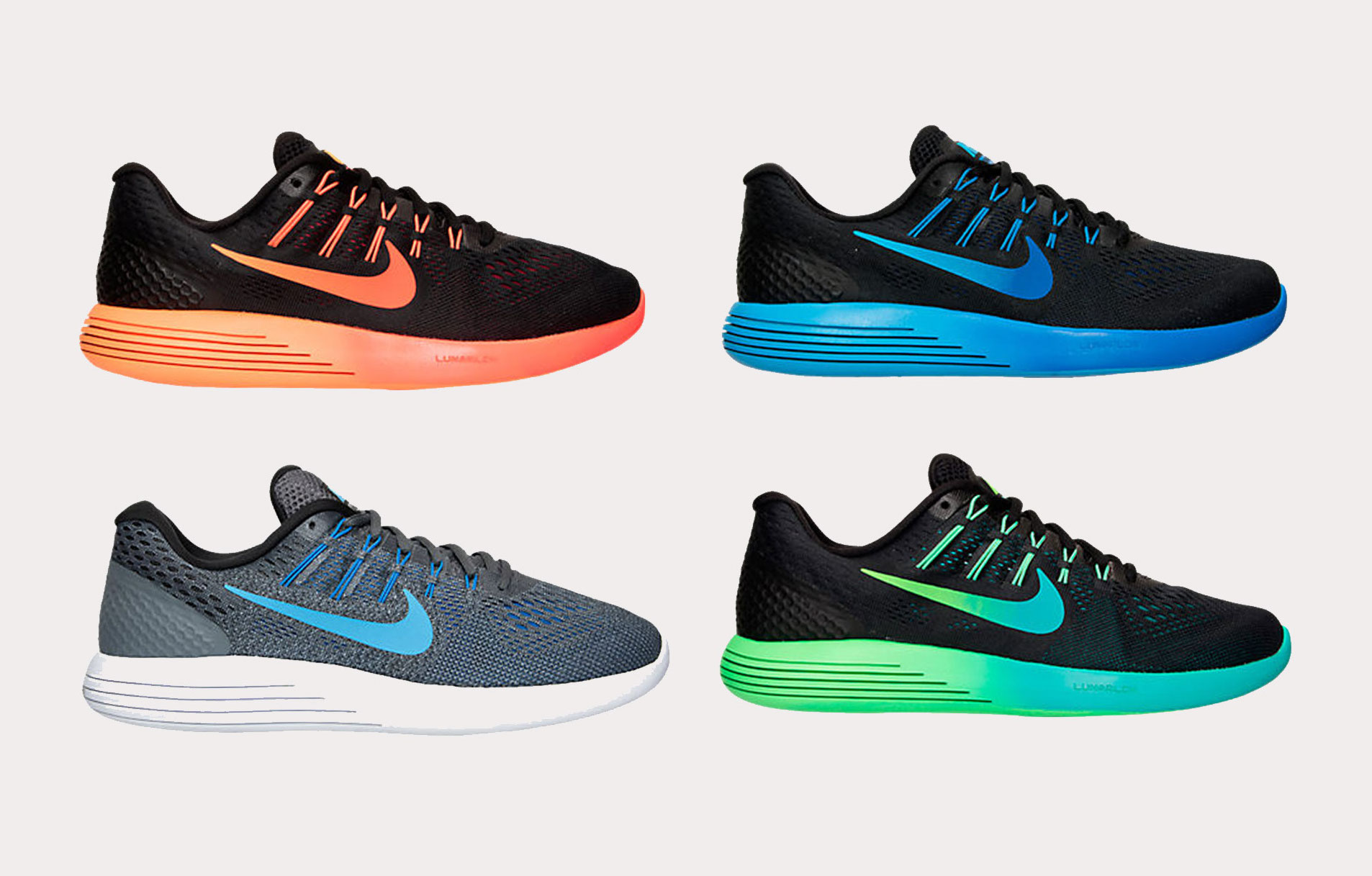 fa66c28be0c2 Nike Lunarglide 8 Running Shoes Sale  69.98 - Soleracks