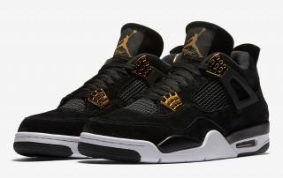 "Air Jordan IV ""Royalty"" 1"