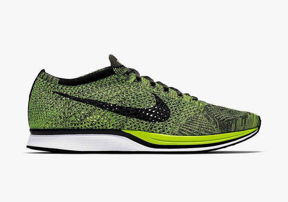 Nike Flyknit Racer Running Shoes Sale 1