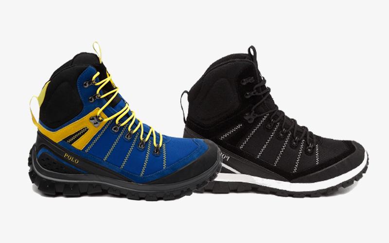 Polo Ralph Lauren Hillington Hiker Boot