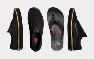 Vans Rasta Shoes Collection