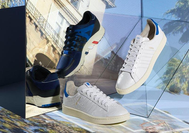 purchase cheap 52b29 2a3fd adidas Consortium Undftd & colette Sneaker Exchange - Soleracks
