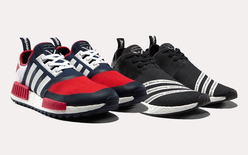 adidas x 2018 Blanco Mountaineering Zapatos Collection 2018 x Soleracks 5b90e6