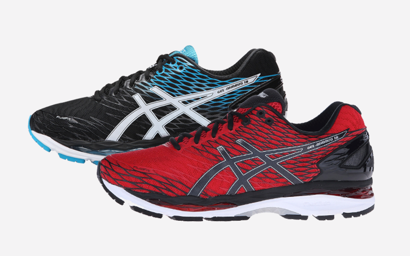 ASICS GEL-Nimbus 18 Running Shoes Sale