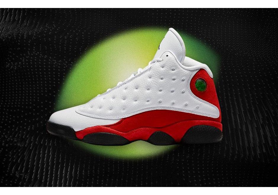 Air Jordan 13 Releases On All Star Week-End