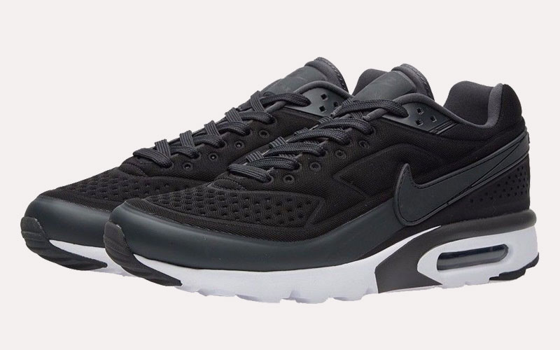 revendeur bcf6b ee558 Nike Air Max BW Ultra Black White Sale $64.99 - Soleracks