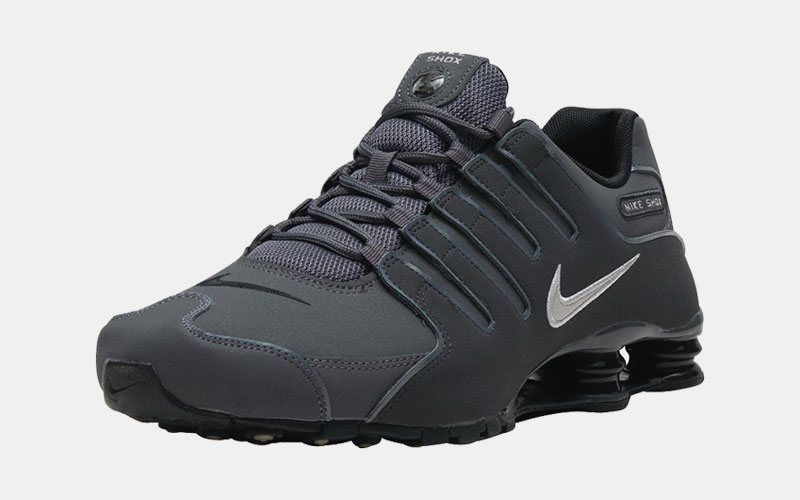 hot sales 9b073 15bda Nike Shox NZ Gray Sneaker Sale $71.99 - Soleracks