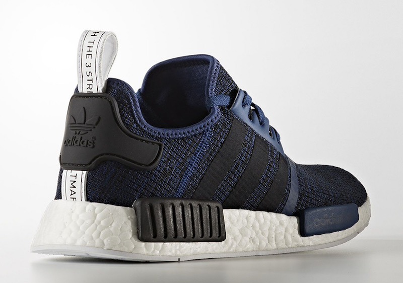 The adidas NMD R 1 si continuing their strong run with two new releases  coming up at the beginning of March. This time the line up is made of a  dark blue ... 20547b7530da