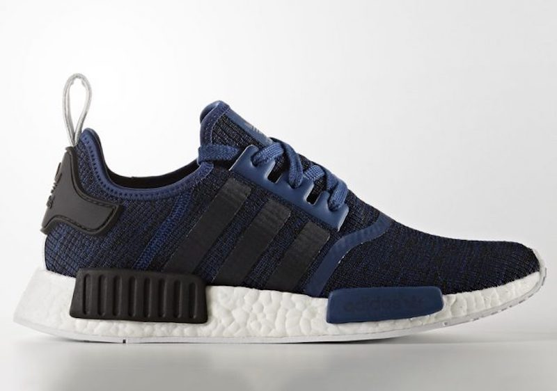 the latest 8372e e6f2b The adidas NMD R1 si continuing their strong run with two new releases  coming up at the beginning of March. This time the line up is made of a  dark blue ...