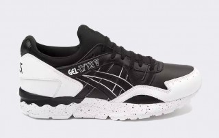 Asics Gel Lyte V Black & White Sale