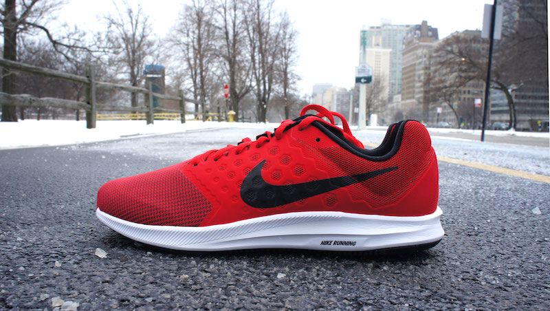 Nike Downshifter 7 Review Red Black 2