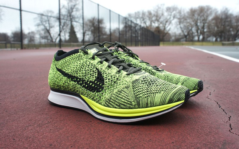 nike flyknit racer review  Fino a dieci