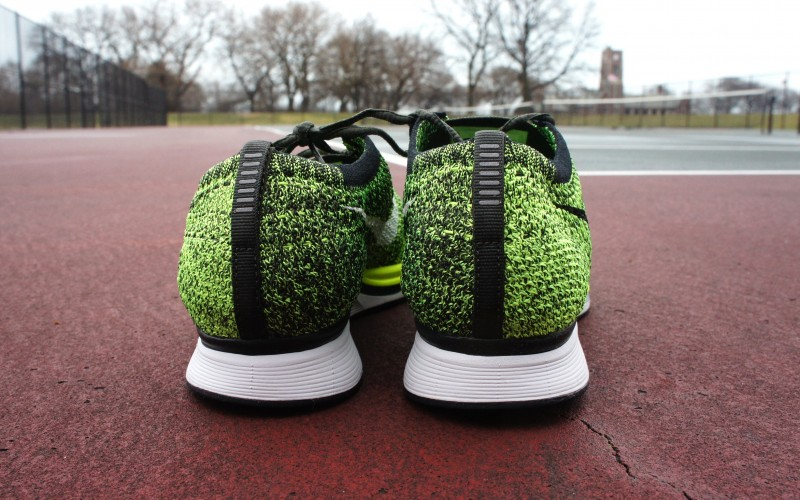 nouveau style df669 66b8a Nike Flyknit Racer Running Shoes Review - Soleracks