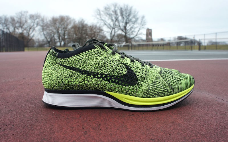 c7bf6aa7a241 Nike Flyknit Racer Running Shoes Review - Soleracks