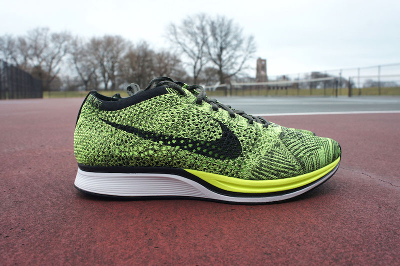 detailed pictures 405ad 2e010 Nike Flyknit Racer Running Shoes Review