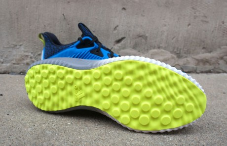 adidas AlphaBounce Review 1 sole