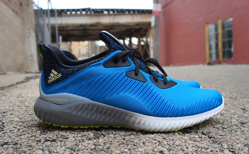 adidas AlphaBounce Review main