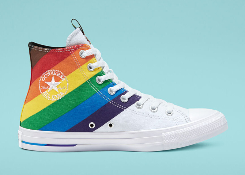 Converse All Star Pride LGBTQ Shoes