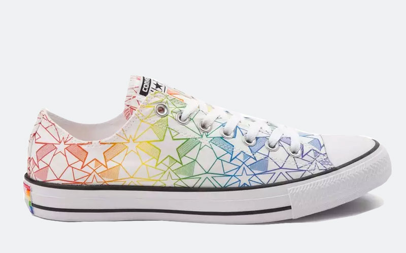 Converse LGBT Pride Collection 2017 low