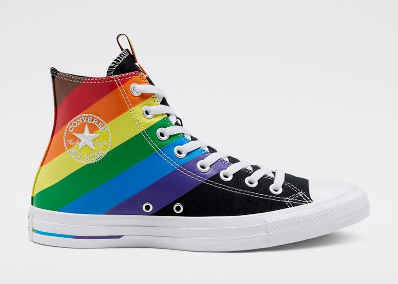Converse Pride Hi Top Chuck Taylor
