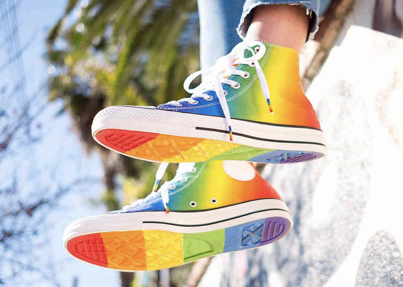 Converse Pride Shoes Collection