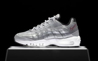 Nike Air Max 95 OG Silver Bullet