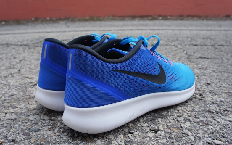 Nike Free RN Review 2016 back