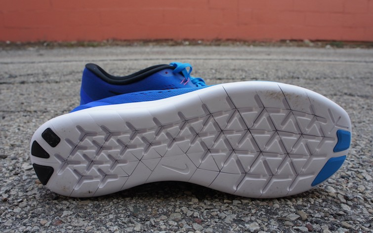 Nike Free RN Review 2016 sole