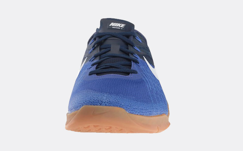 Nike Metcon 3 Review frint blue gum