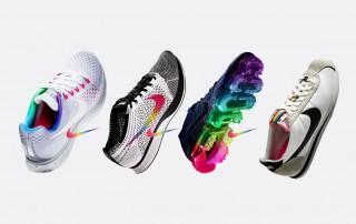 Nike BETRUE LGBT Pride Shoes