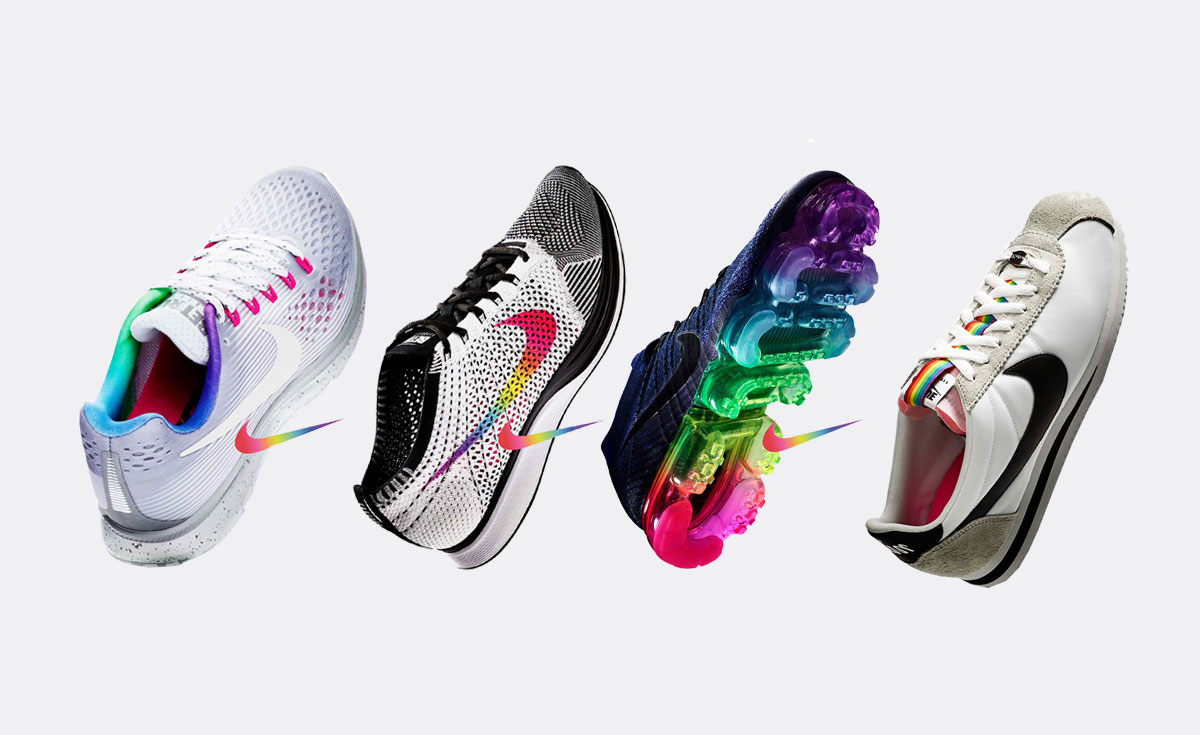 Altoparlante penitencia Abundantemente  Nike BETRUE LGBT Pride Shoes Collection - Soleracks