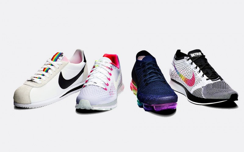 Nike BETRUE Pride Shoes 2017 collection ...