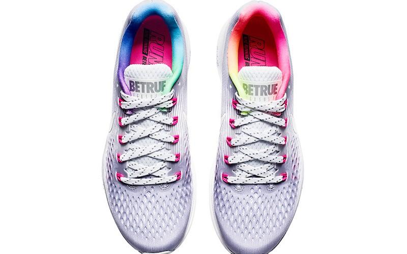 d07406109330 ... 2017 collection  Nike Vapormax BETRUE Pride  Nike BETRUE Cortez shoes.  Previous  Next