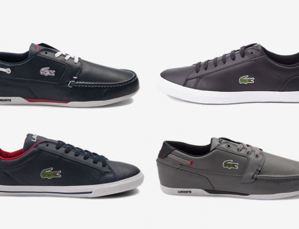 d3b35ee26 2017 Lacoste Shoes Collection - Latest Releases - Soleracks