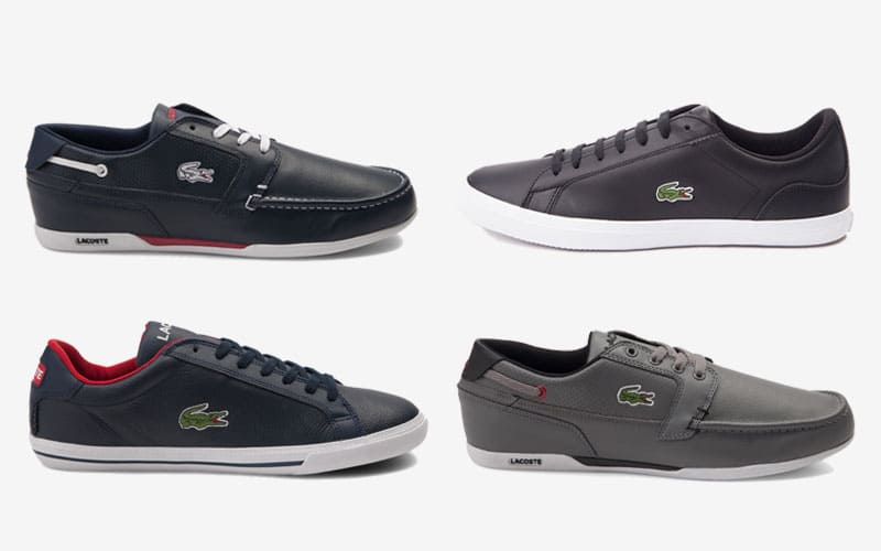 2017 Lacoste shoes collection
