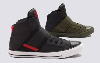 Converse Chuck Taylor G2 Strap X-Hi Sneaker