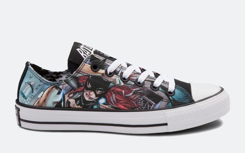 Converse Comics Batgirl 159119F year 2017 1 1