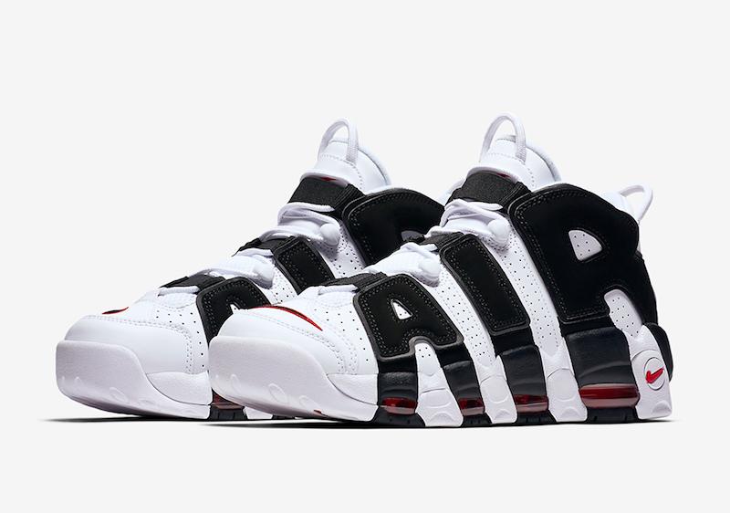 Nike Air More Uptempo Negro Chicago Bulls Negro Uptempo Blanco Soleracks 35e03e