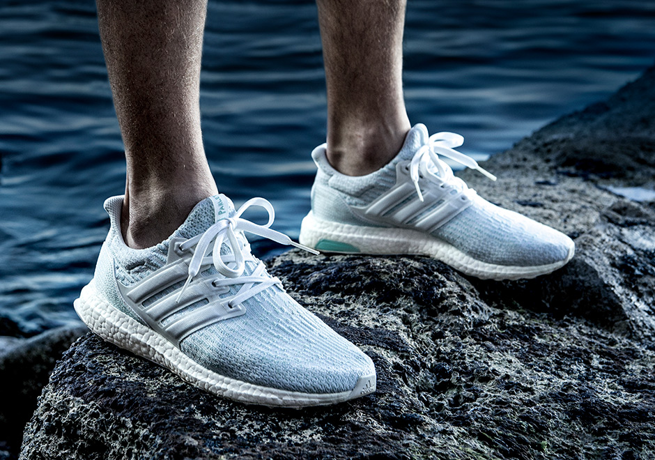 Parley X Adidas Ultra Boost Quot Icey Blue Quot Collection Soleracks