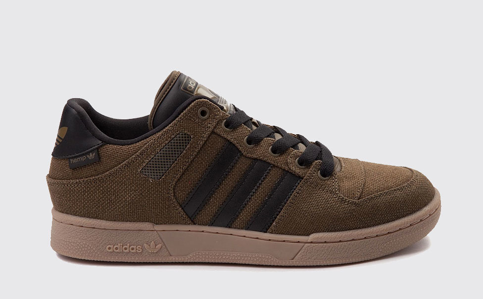 huge selection of 8ce26 c2132 adidas Bucktown Hemp Sneaker