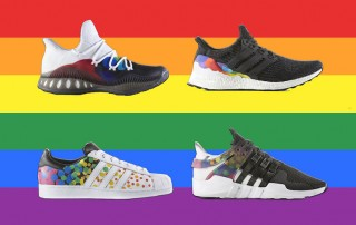 adidas LGBT Pride Shoes