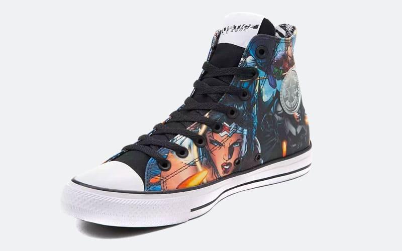 Converse DC Comics Justice League 2017 156984C