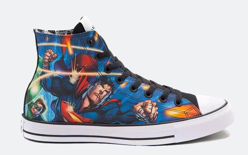 Converse DC Comics Justice League 2017 156984C main