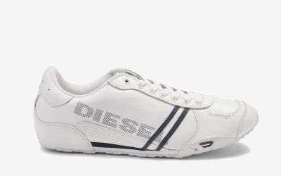 Diesel shoes 2017 Solar white leather 1 1